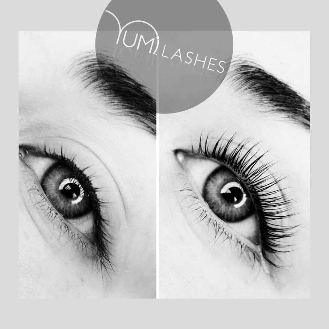 Yumilashes Norge, lashes&brows.
